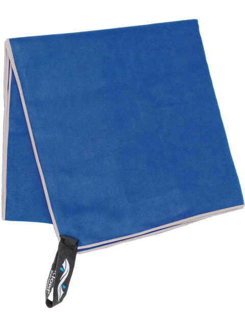 PackTowl Personal Beach Towel blueberry